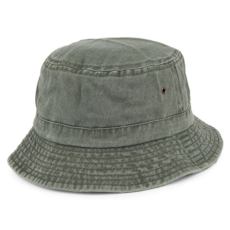 Bucket Caps